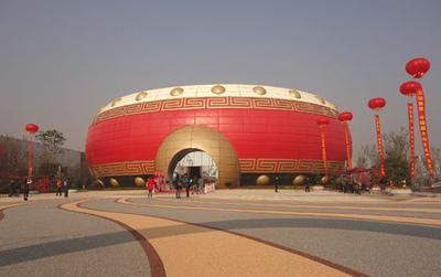 合肥万达旅游城梦蝶仙境剧场